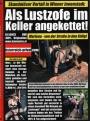 Österreich privat Als Lustzofe im Keller angekettet