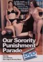 Shadow Lane Bestrafungsparade in der Studentinnenverbindung